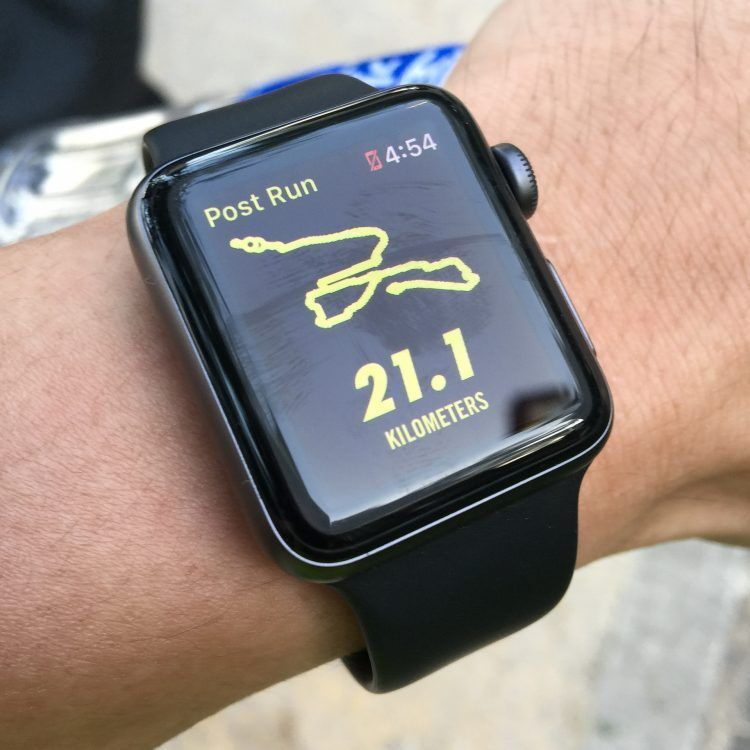 What a FitBit Would Track if Moms Designed It Apple