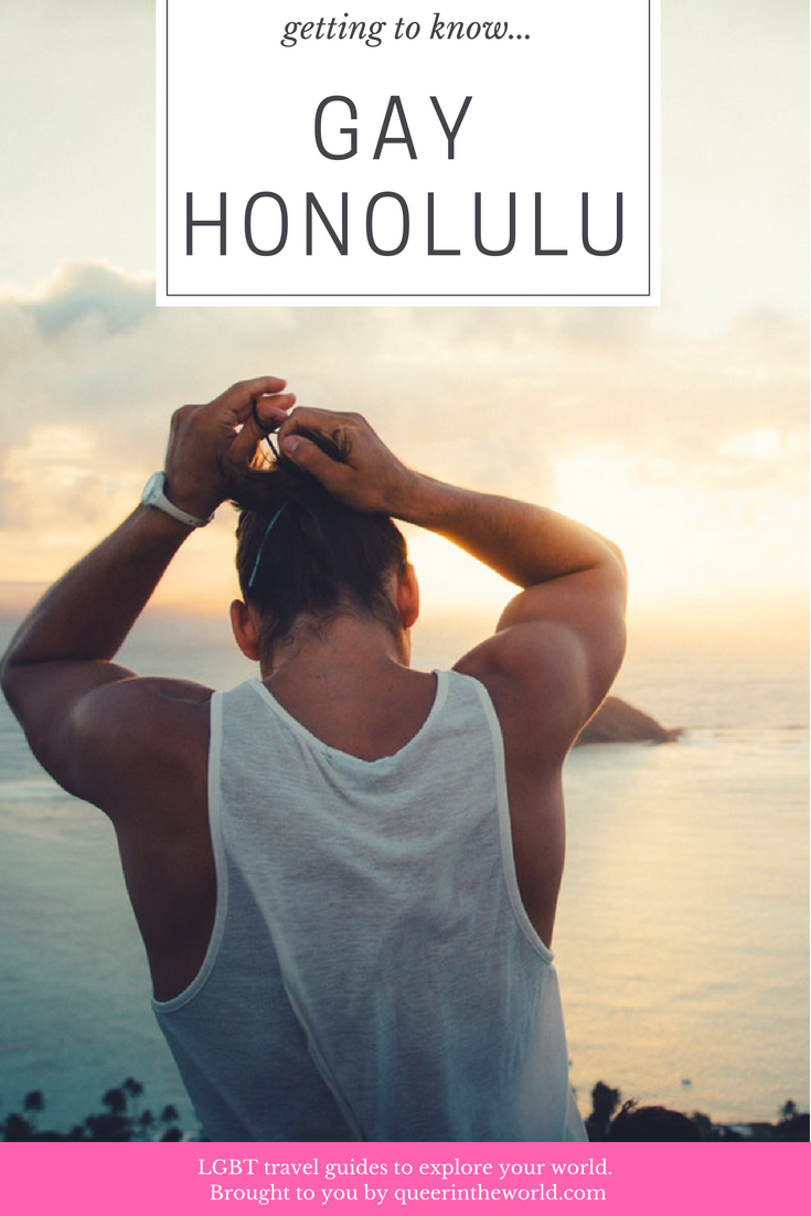 Gay honolulu book stores or clubs