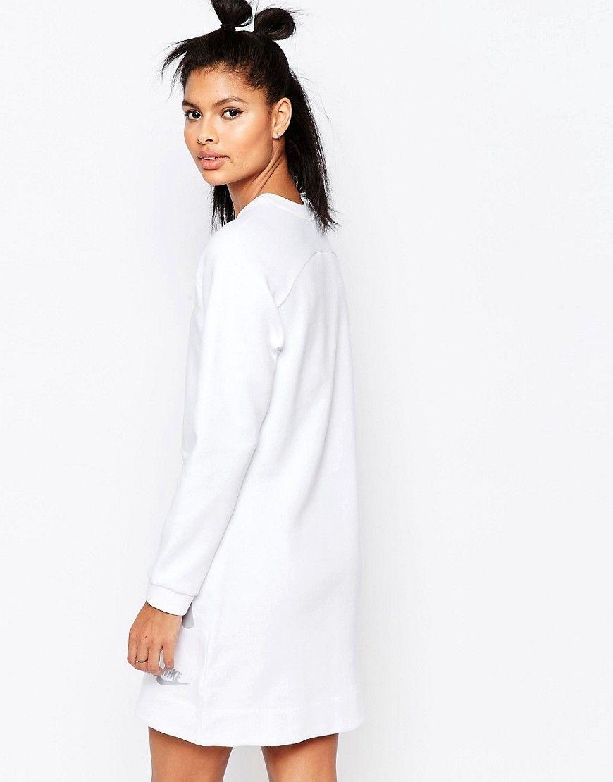Long dress long sleeve nike color dress pinterest nike