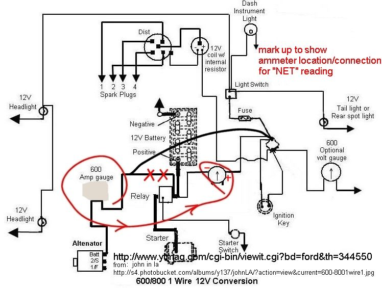 ford 600 tractor wiring diagram - Yahoo Image Search Results ... Farmall M Wiring Diagram Sel on