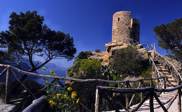Mirador De Ses Animes Banyalbufar Mallorca Spain Mallorca Miradores Islas Baleares