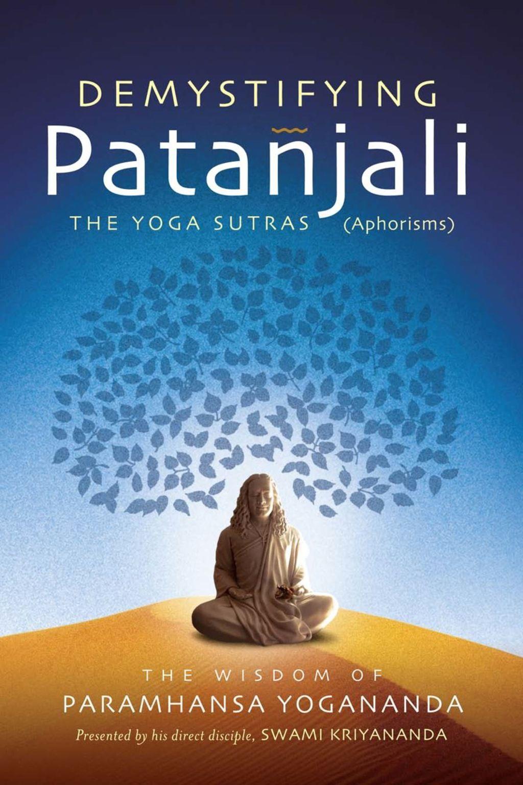 Demystifying Patanjali The Yoga Sutras Ebook Yoga Books