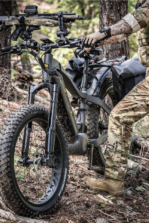 2020 Quietkat Ranger Electric Hunting Bike In 2020 Bike Hunting Electric Bike
