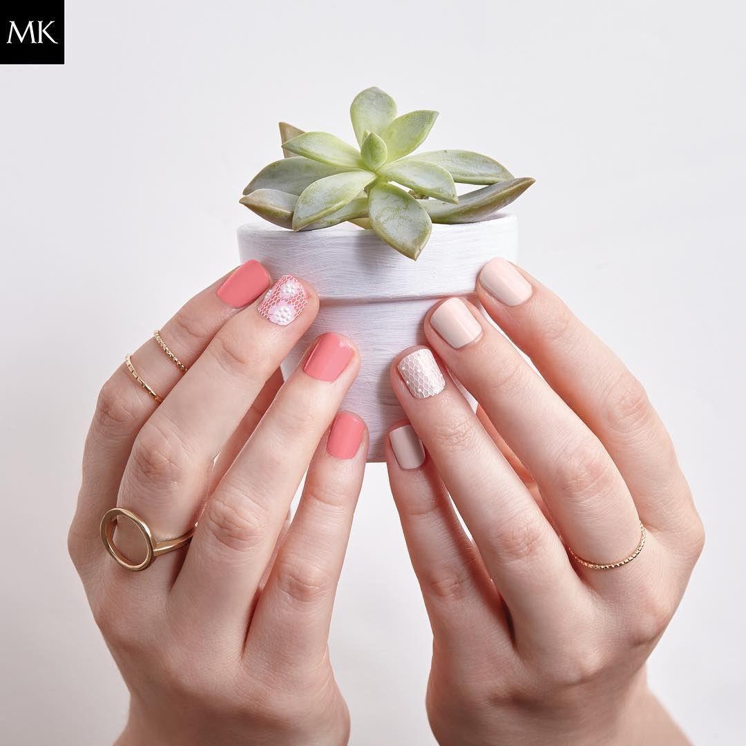 Descubre los Esmaltes de uñas Into the Garden, sus Tonos florales te ...