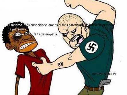Racismo Sabina