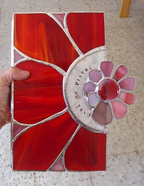Erik's Stained Glass Box  - photo 3