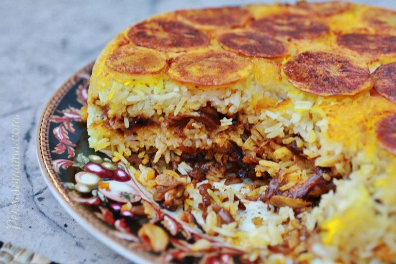 Kalam Polo کلم پلو Recipe Persian Food Food Recipes