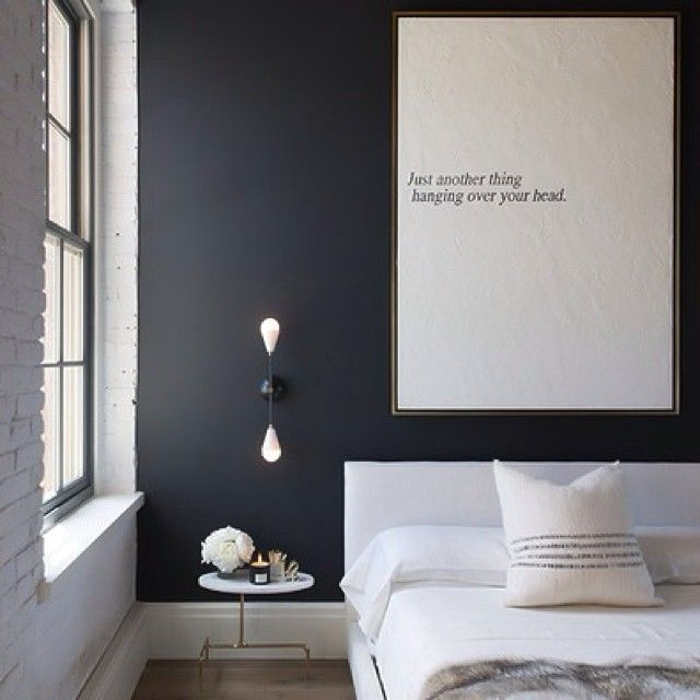 Just Another Thing Hanging Over Your Head #wall #interior