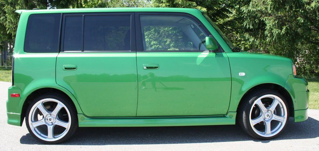 Envy Green Scion Xb Scion Xb Scion Van