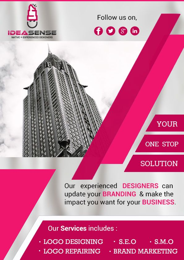 ideasensefr flyer design by ideasensefr create your own business or