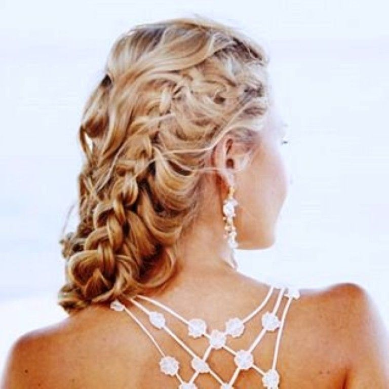 Brilliant 1000 Images About Prom Hair On Pinterest Wedding Hairstyles Short Hairstyles Gunalazisus