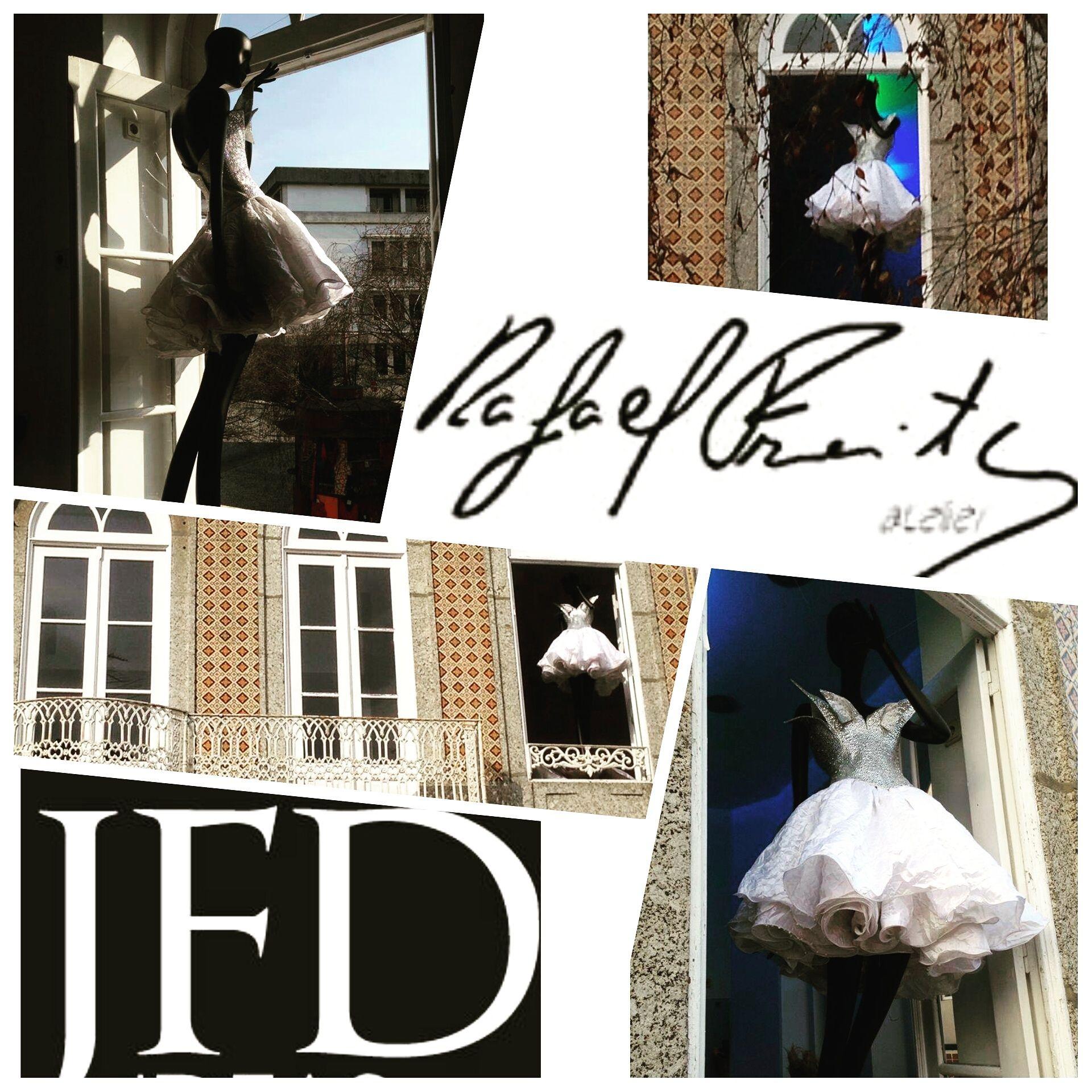 A JFD Ideas and Details sugere uma visita ao Atelier do estilista Rafael Freitas em Guimarães   Aproveite para conhecer o designer e um pouco mais sobre o seu trabalho ;-)