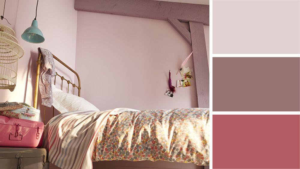 Quelles couleurs pour une chambre du0027ado fille ? Girls bedroom
