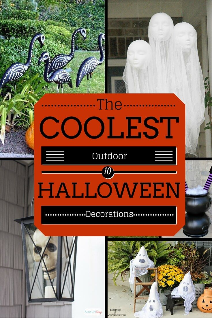 Easy Outdoor Halloween Decorations - Page 2 of 2 - Halloween Yard Decorations Ideas