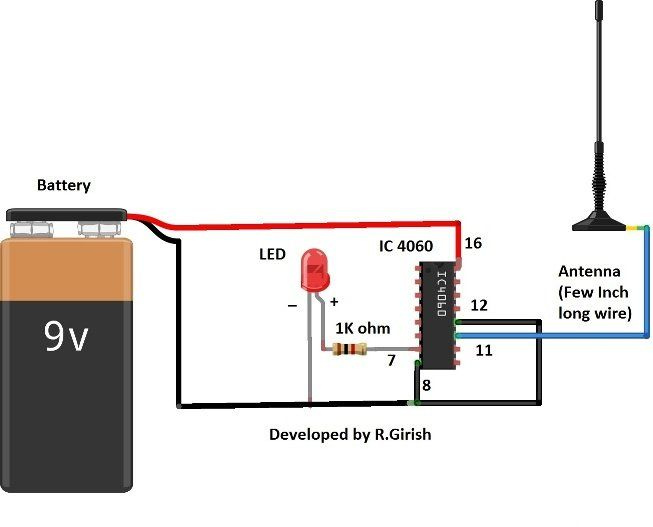 In this post we are going to discuss a few noncontact voltage detectortester circuits for