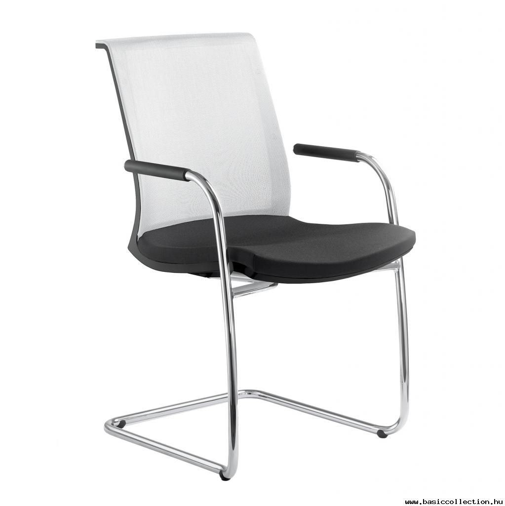 Finnian visitors chair basiccollection office chair