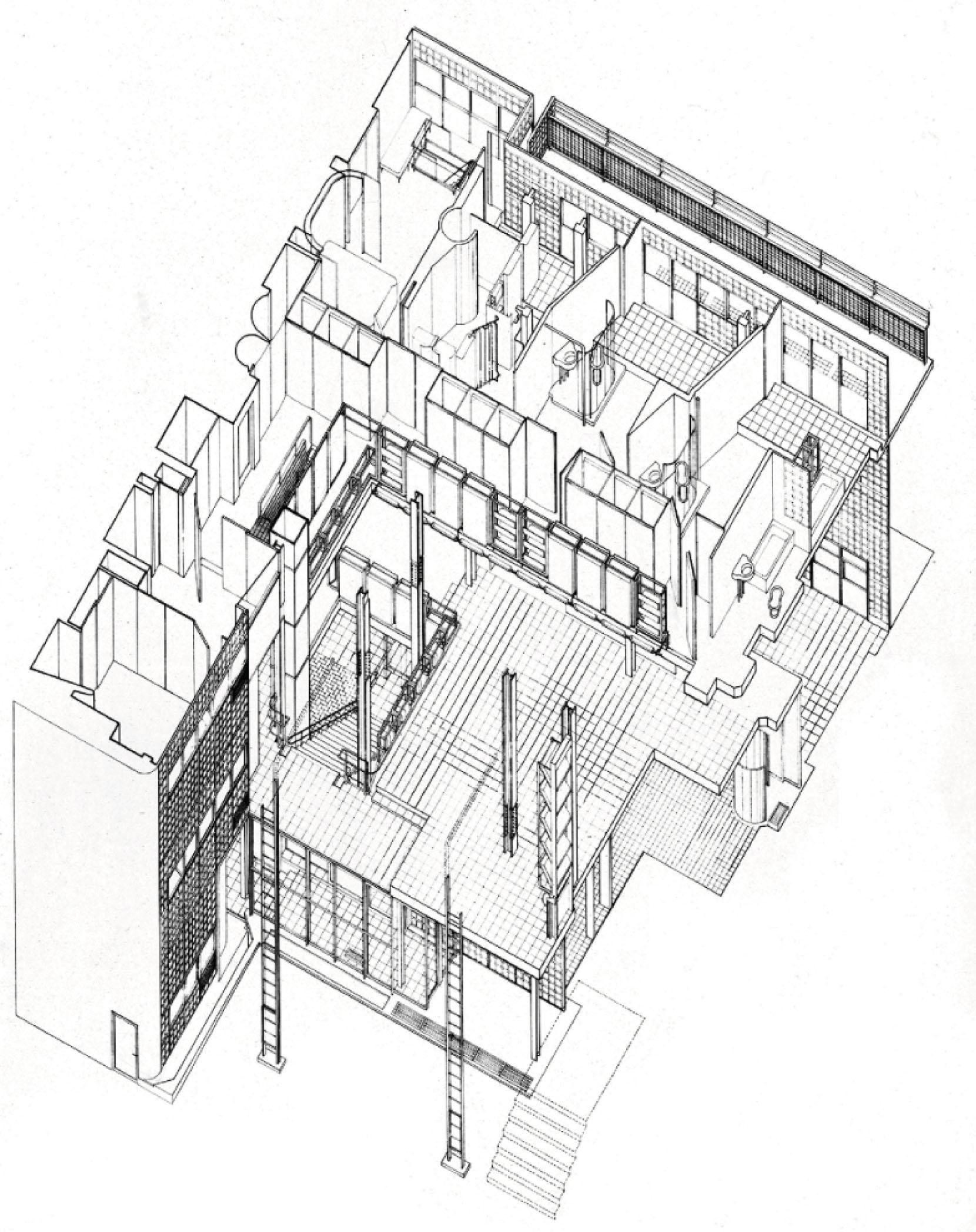 Chareau Architect Maison Du Verre