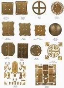 Oriental Hardware,chinese Hardware,brass Hardware,cabinet Hardware,furniture  Hardware,hardware