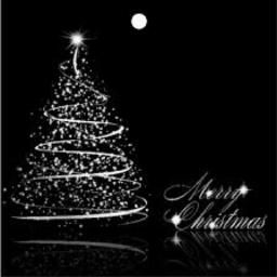 Check Out This Recording Of Have Yourself A Merry Little Christmas Made With The Sing Kar Silver Christmas Tree Wallpaper Iphone Christmas Christmas Wallpaper
