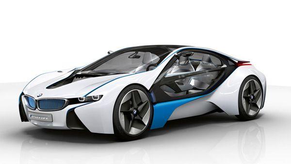 Cek Spesifikasi Dan Harga Mobil Sport Listrik Terbaru Bmw I8