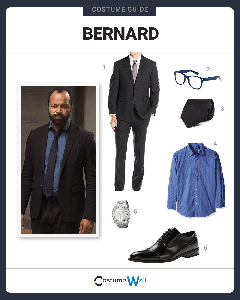 Dress Like Bernard Lowe Westworld Costume Got Costumes Cool