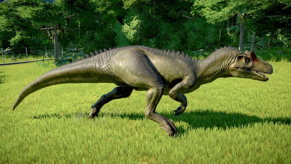 アロサウルス