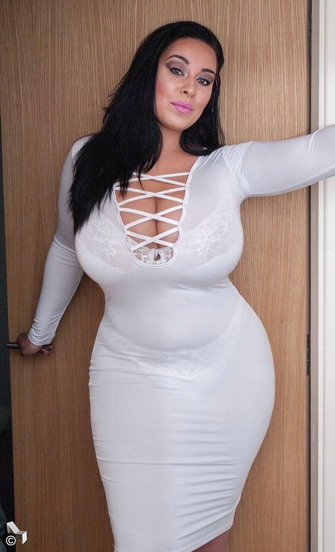 Lady large mature