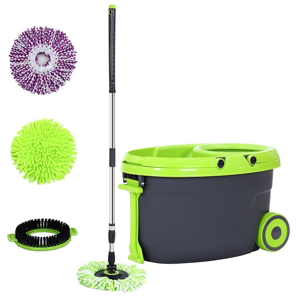 Twist and shout mop review - Top 10 Best Mops Buckets 2017 I Review New