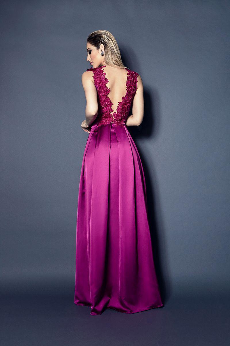 Camila Siqueira | vestidos | Pinterest | Vestiditos, Vestidos prom y ...