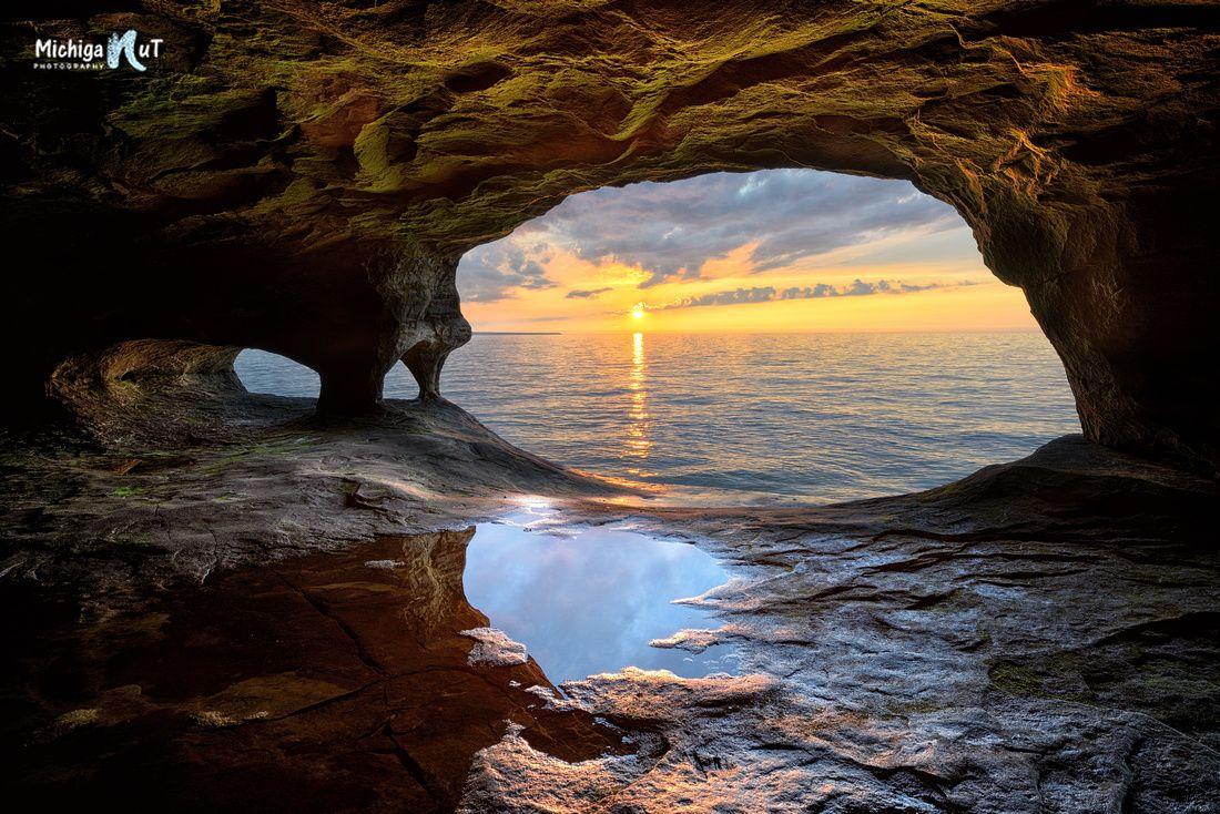 Cave Rock Island