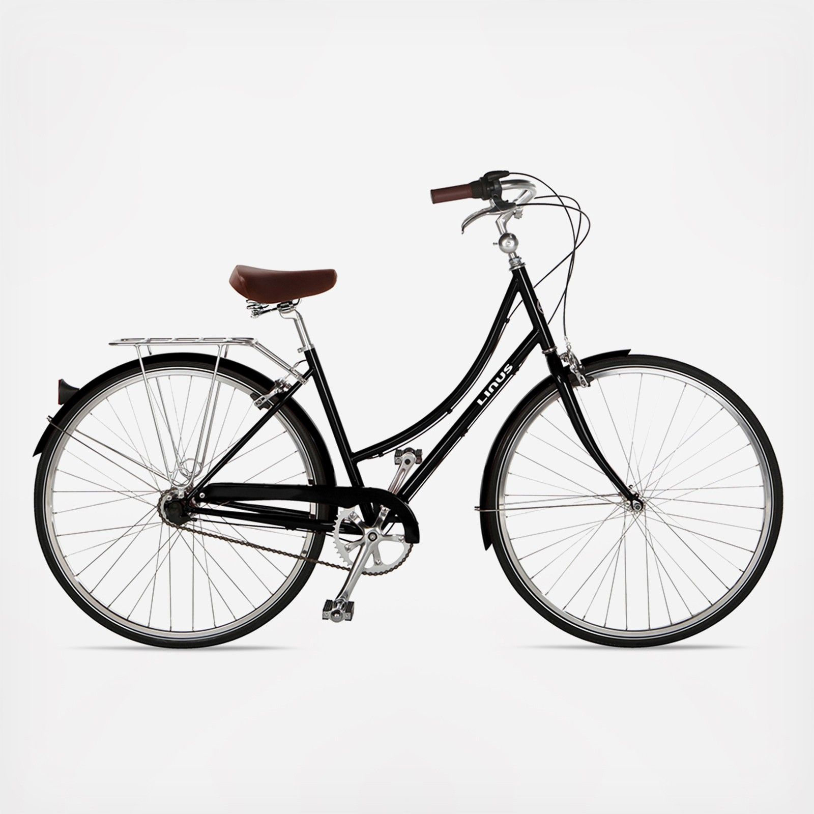 This Is Your Classic Dutch Bike A Sweeping Curved Frame And