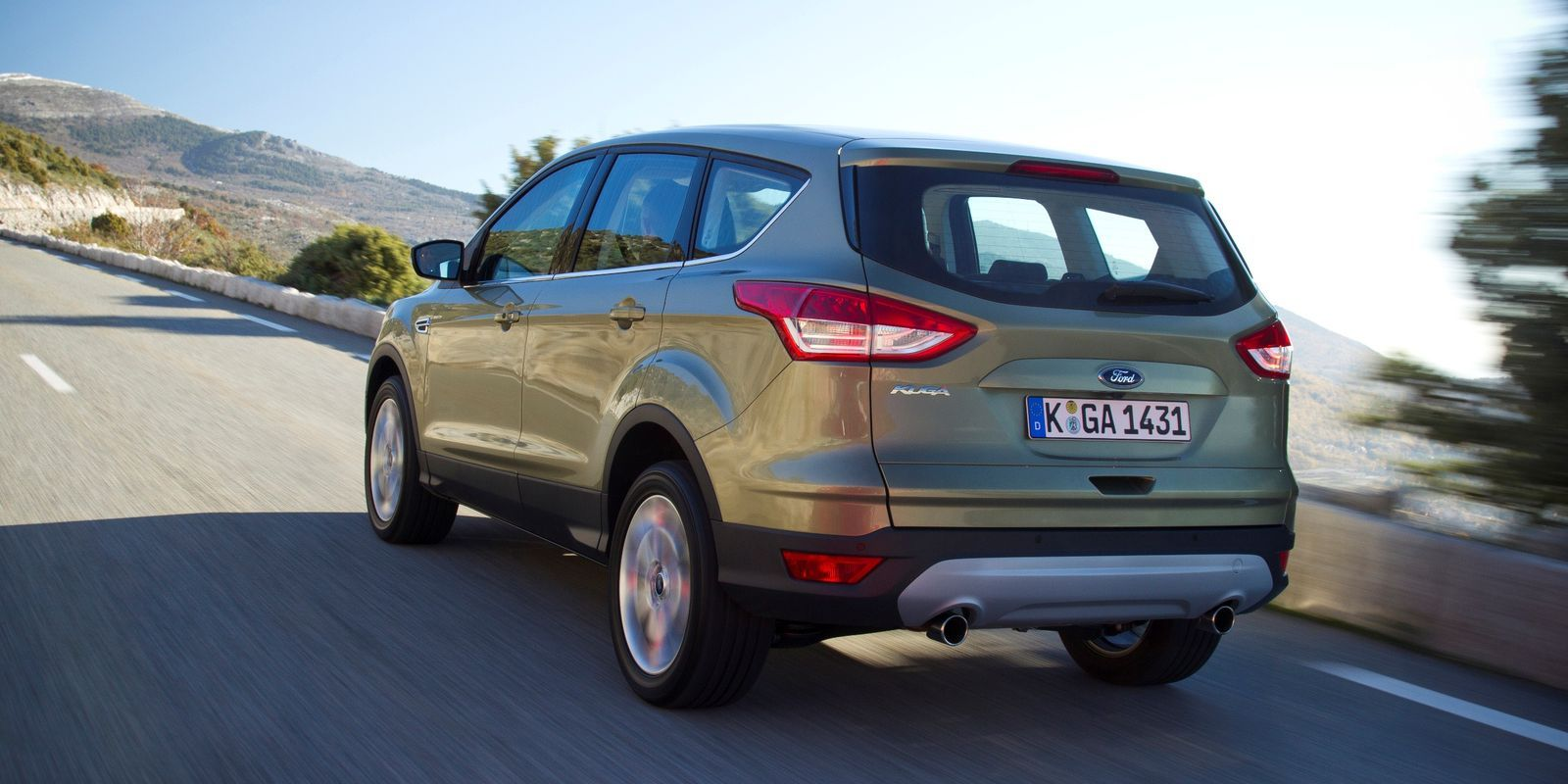 Ford Kuga review, photos & deals   Ford kuga, Ford, Automobile