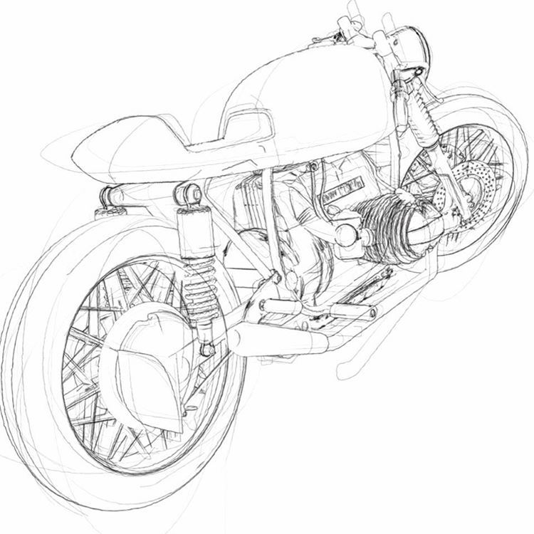 R100 Bmw Rseries Airhead Caferacer Bmwcaferacer Caferacers