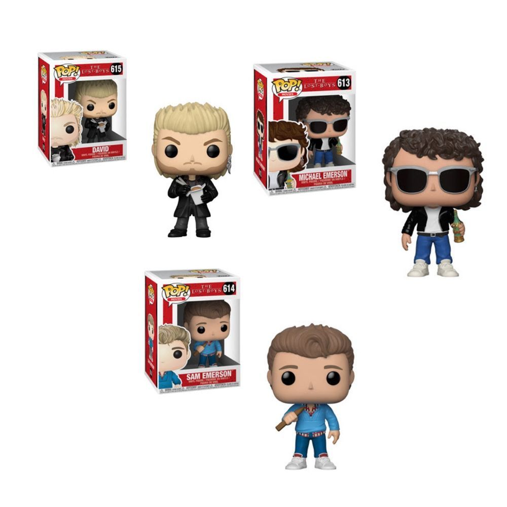 58bde5cef27 Funko Pop Movies The Lost Boys Sam Emerson