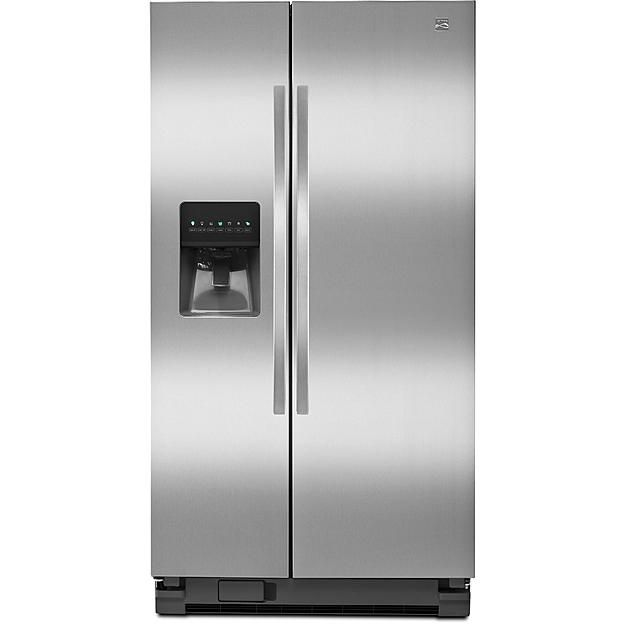 Sears Com Stainless Steel Refrigerator Refrigerator Sale Side