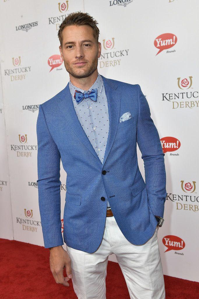 Justin Hartley Photos Photos - 143rd Kentucky Derby - Red Carpet - Zimbio