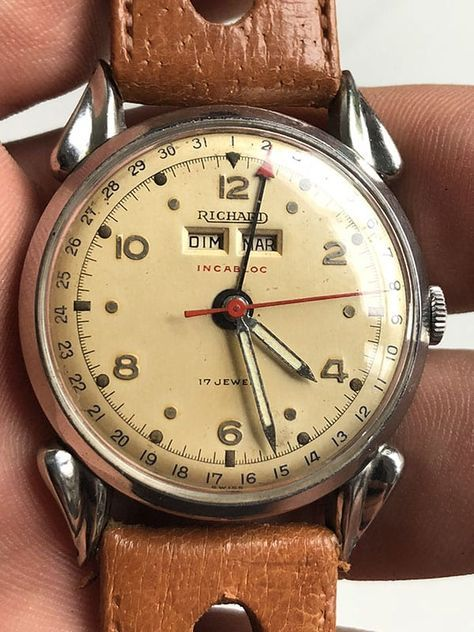 Trends in the Vintage Watch Market 2018 - Dress Watches - WahaWatches