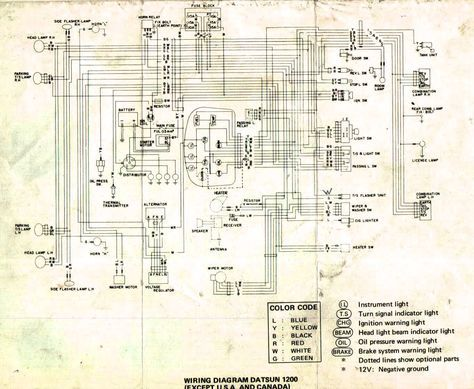 wiring diagram for nissan 1400 bakkie 8 nossan 1400 wiring datsun 120y wiring diagram for nissan 1400 bakkie 8
