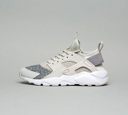 1de91969a643 Nike Junior Air Huarache Run Ultra Trainers in Light Bone. Chill out and go  with