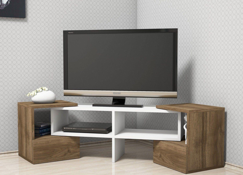 17 Stories Lenora Tv Stand For Tvs Up To 55 Bedroom Tv Unit Design Tv Unit Furniture Tv Stand Designs