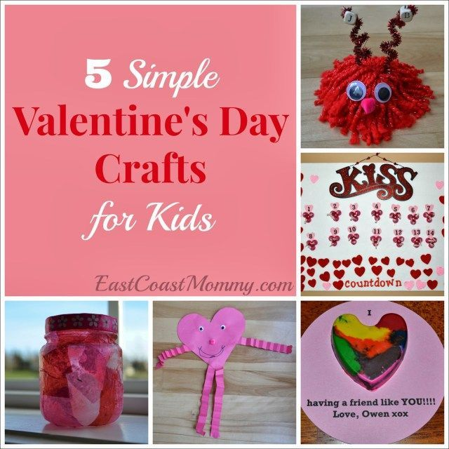 53 Beautiful Valentine Crafts For Kids Ideas | Valentine crafts ...