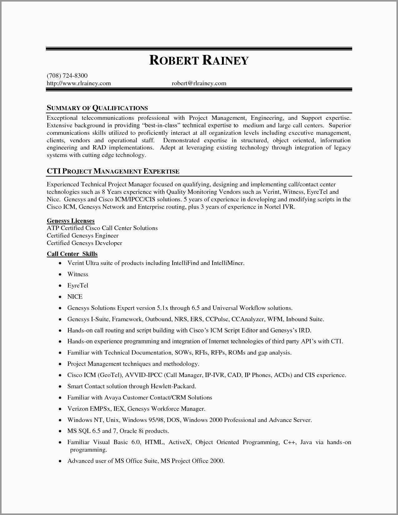 Easy Ways To Write Your Resume Summary Statement Resume Skills