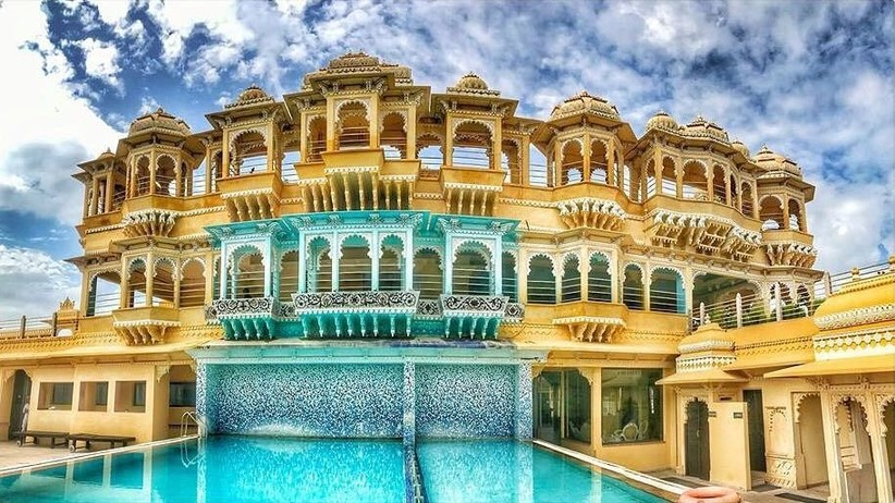 hotel chunda palace, Udaipur in 2020 Destination wedding