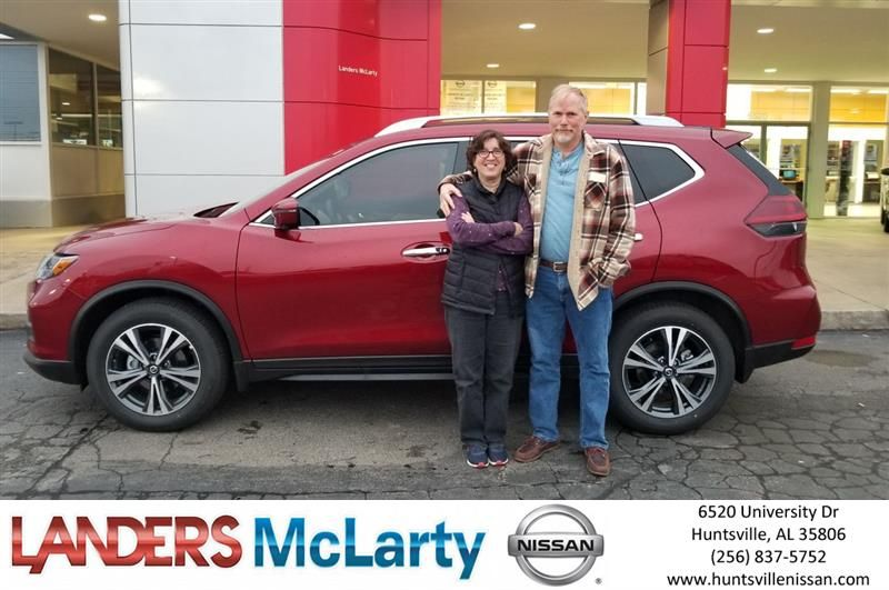 Landers Mclarty Nissan >> Congratulations Kevin On Your Nissan Rogue From Dj Kilgo At