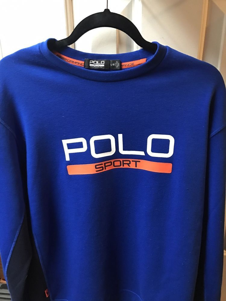 *NEW* Ralph Lauren Polo Sport Mens Performance Fleece