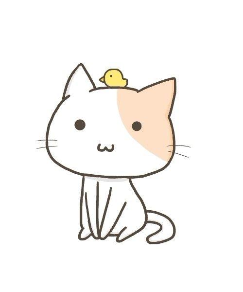 猫咪 - Prussia cat with Gilbird? ;)