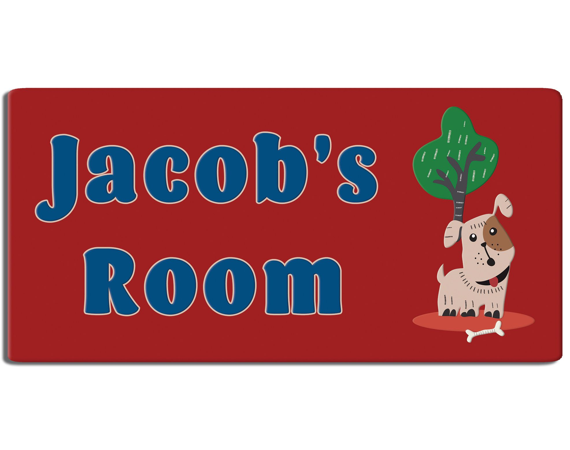 Personalized Dogs- Untraditional  Sign | Theme Party Decoration Sign | Kids Plaque | Game Room I Home Decor 8