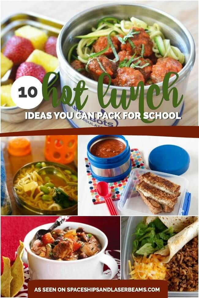 10 hot lunch ideas you can pack for school recipes delicious 10 hot lunch ideas you can pack for school forumfinder Choice Image