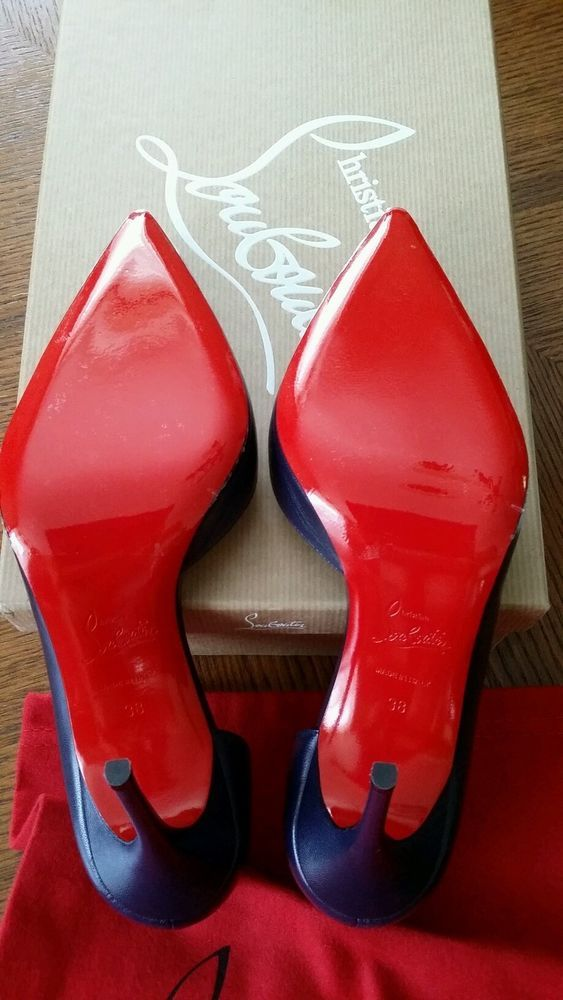 louboutin sole