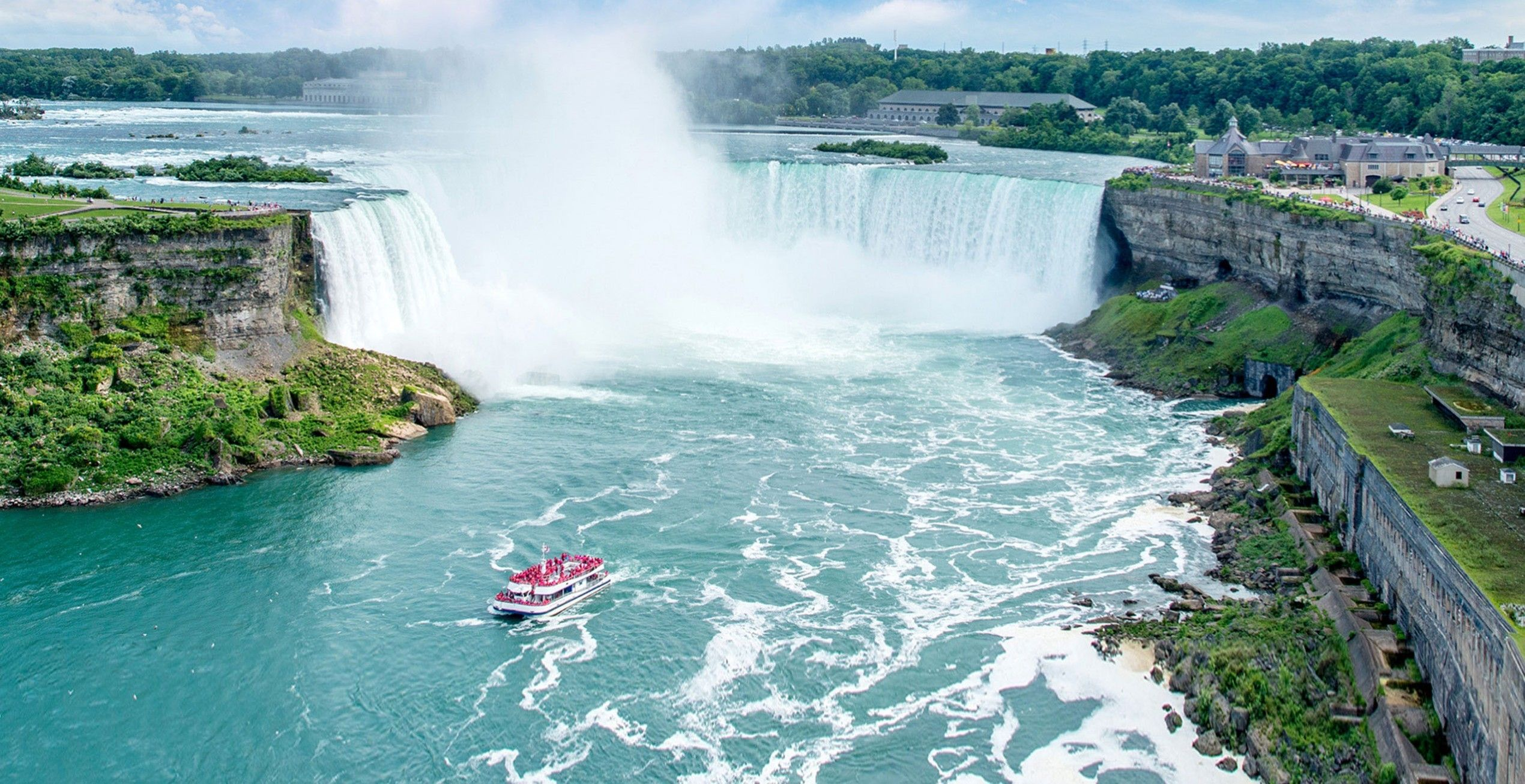 Discover Horner Niagara Cruises Canada S Only Falls Boat Tour